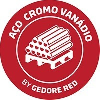 jogo de chave biela c/ 12 pçs 8 a 19 mm r01802012 gedore red