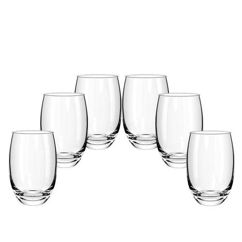 jogo de copos long drink cisper bellize, 6 peças