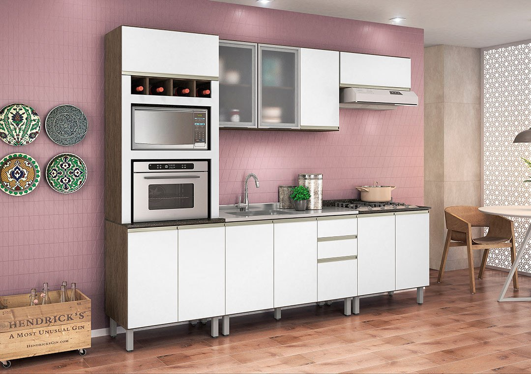 Balcoes Cozinha Cozinha Planejada Com Balco De Marmore Balco De