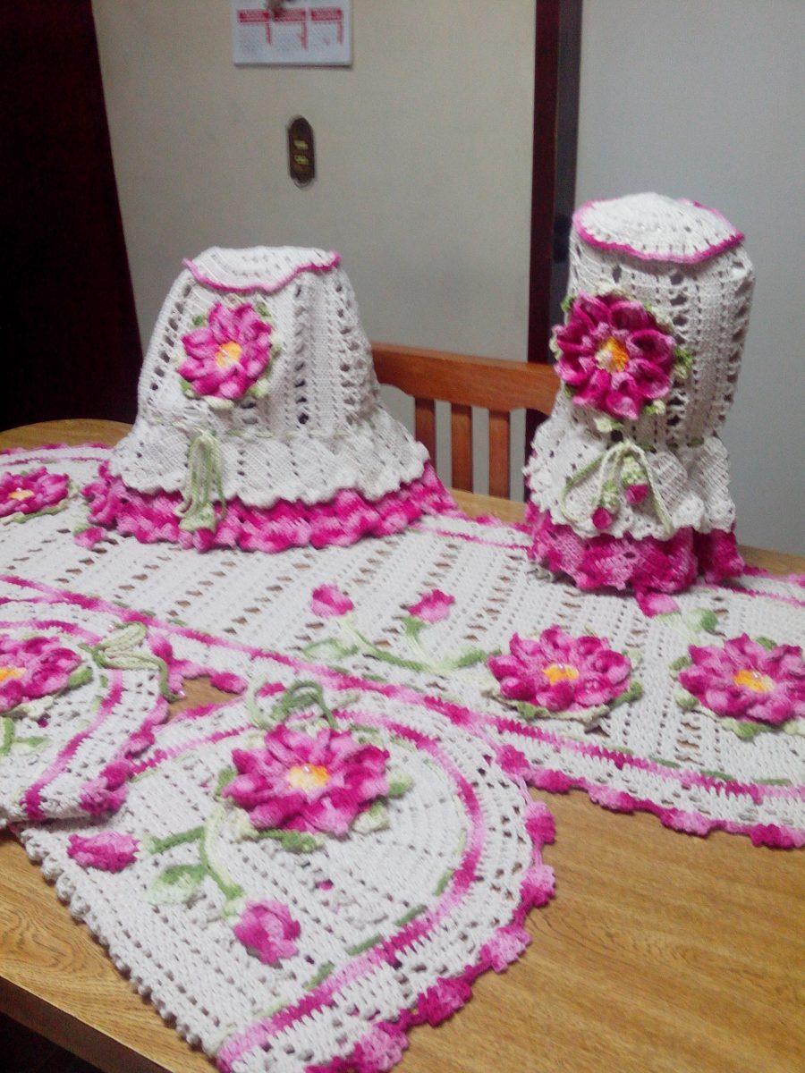 Capas De Croche Para Cadeiras De Cozinha Oppenau Info