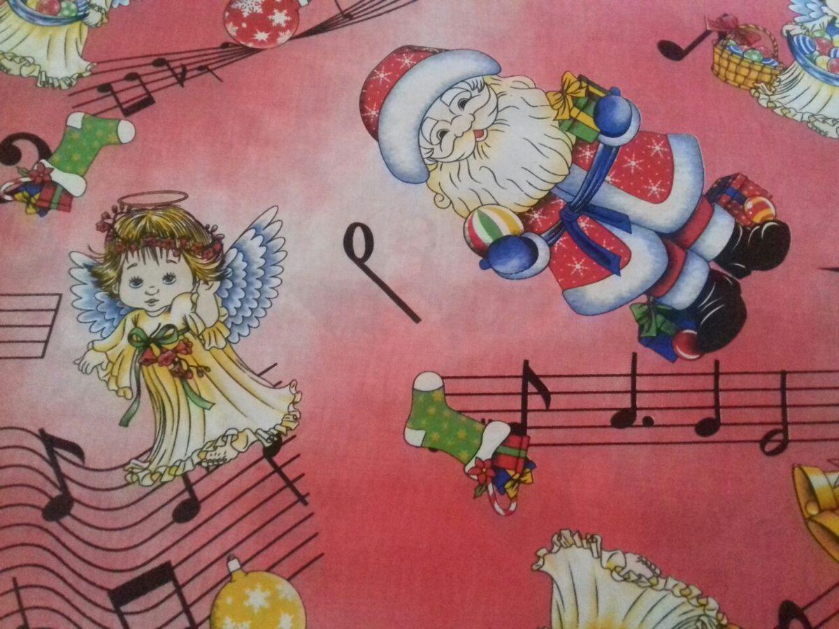 Jogo De Cozinha Com Cortina 8 Pe As Estampa Natal R 58 90 Em