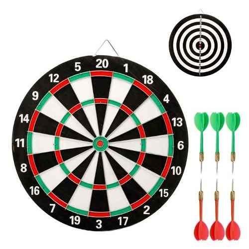 jogo de dardos profissional western kit alvo e 6 dardos