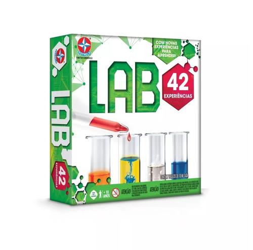 jogo de experiêncis lab 42 estrela