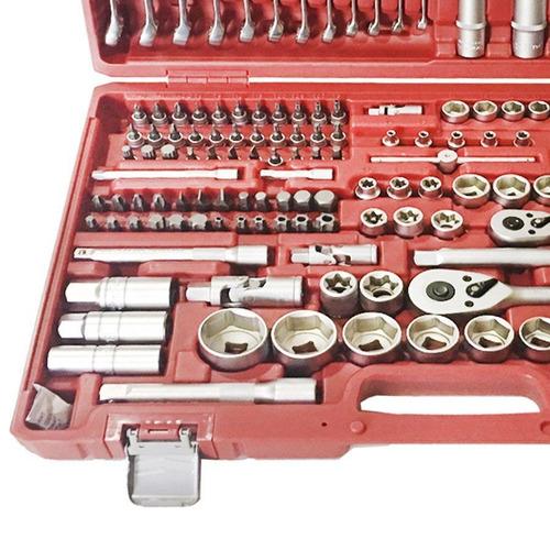 jogo de ferramentas oficina master robust 178 pecas - 5000s
