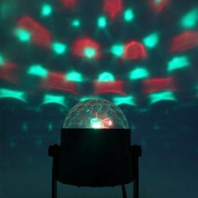 jogo de iluminação de palco para festas luzes natal