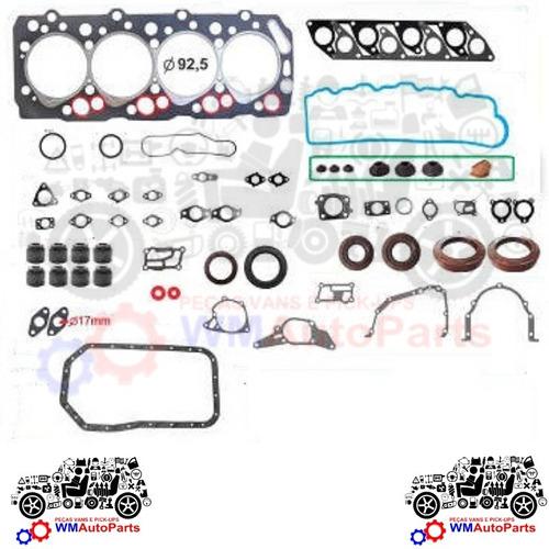 jogo de junta motor completo bongo k2500 novo wm auto parts
