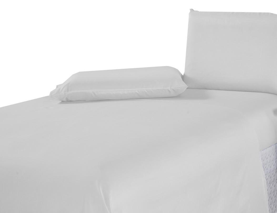 2d6dbca28b jogo de lençol cama box solteiro liso 3 peças microfibra. Carregando zoom.