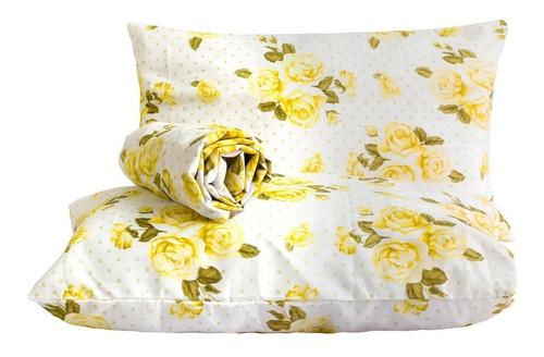 jogo de lençol cama casal box  3 peças 160 fios algodão -pl