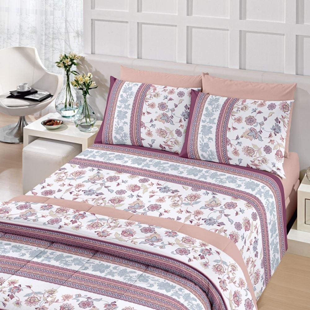 69c6a9c523 jogo de lençol cama queen 4 peças royal plus santista. Carregando zoom.