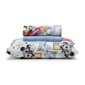 63588c7f16 Lencol Mickey Mouse no Mercado Livre Brasil