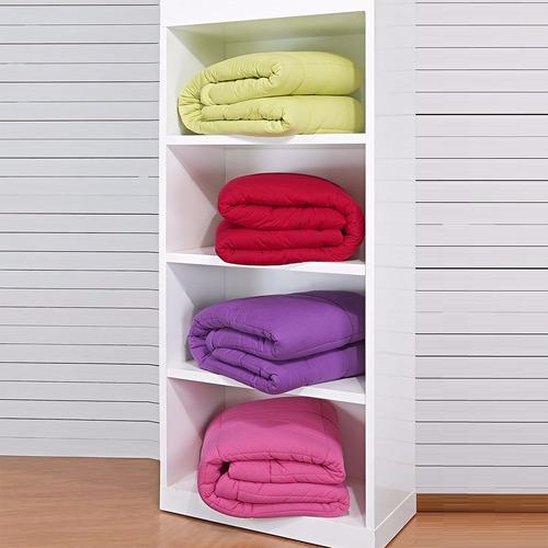 jogo de lençol natura 3 peças solteiro malha alto padrão