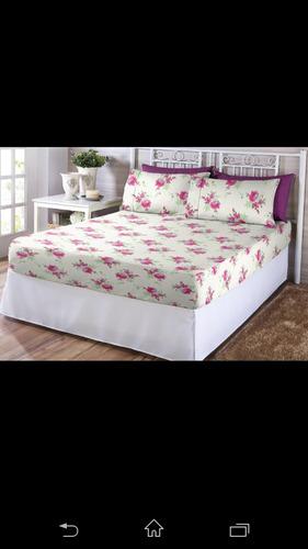 jogo de lençol para cama queen