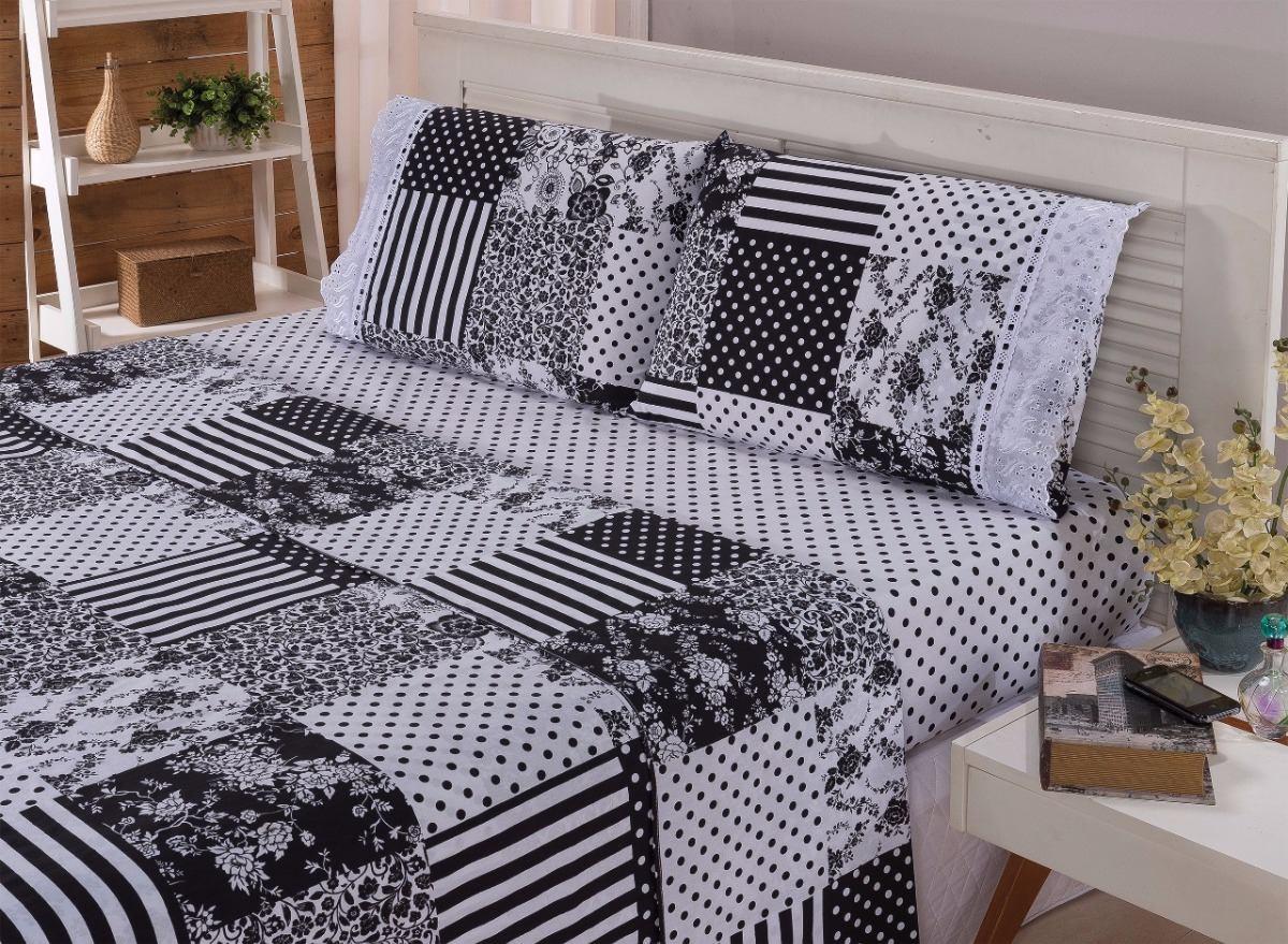 84c00f0157 jogo de lençol solteiro preto 3 peças. Carregando zoom.