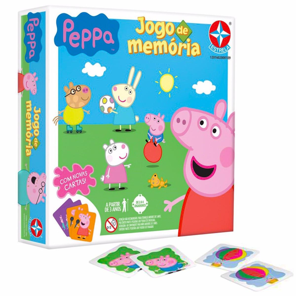 Convite de Aniversário Peppa Pig familia peppa pig