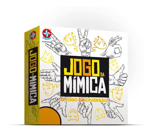 jogo de mímica - estrela