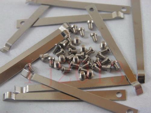 jogo de molas para chaves agudas para sax alto e tenor.