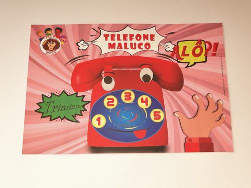 jogo de  música - telefone maluco - mirka brinca