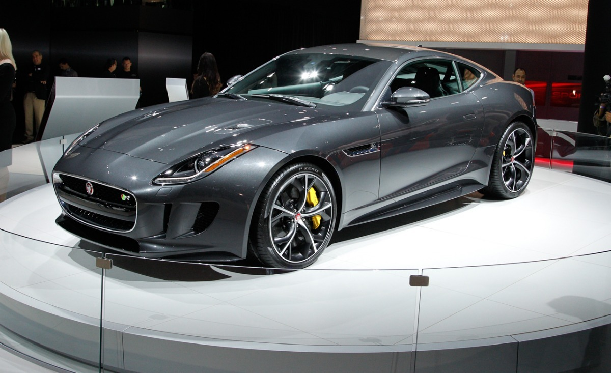 Jogo De Pastilhas Freio Traseiras Jaguar F-type 2012 A ...
