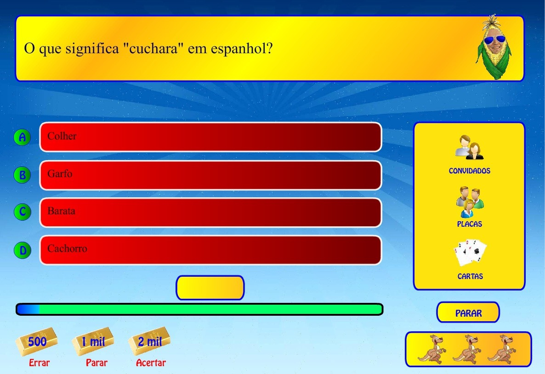 jogos de perguntas e respostas