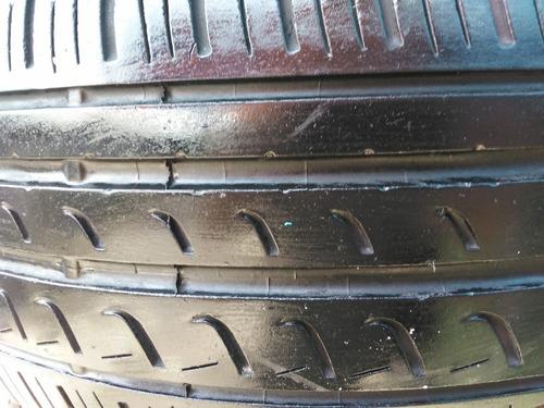 jogo de pneus pirelli 205/55/60 semi novo