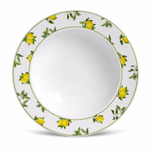 jogo de pratos rasos fundos sobremesas e bowl flat sicilia