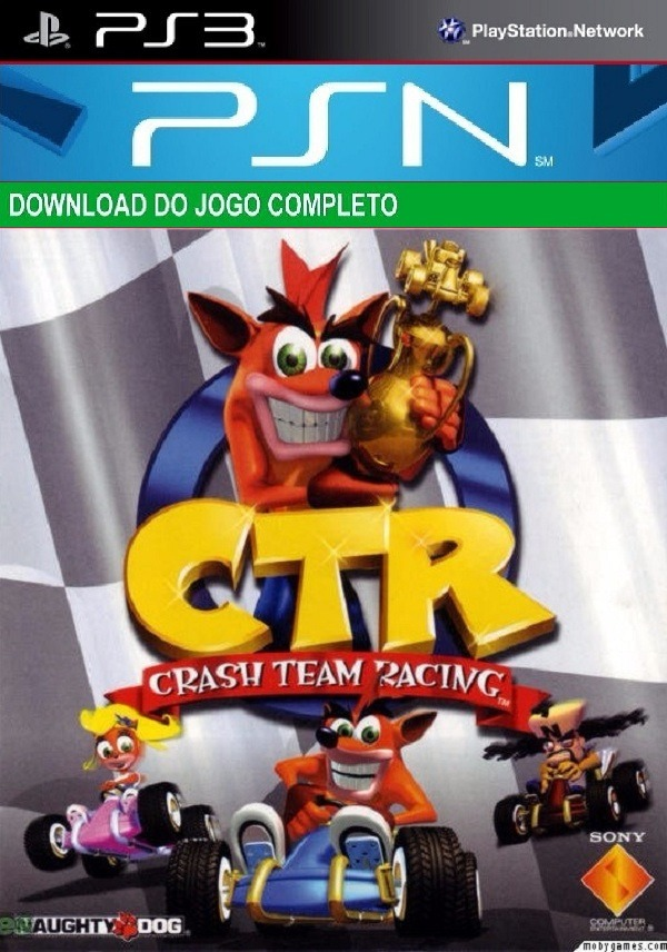 crash team racing скачать на ps3 - Prakard