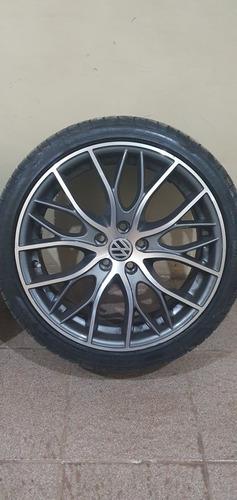 jogo de roda aro 17 bmw 5 furos + pneu. ( 205/40/r17)
