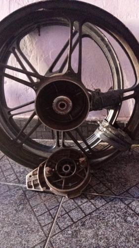 jogo de roda de liga frente a disco
