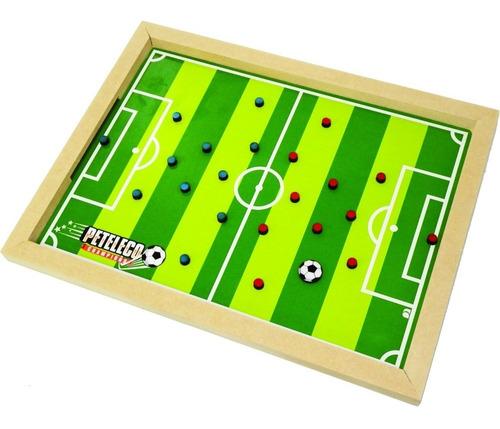 jogo de tabuleiro futebol peteleco maninho 1910.0