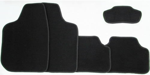 jogo de tapete carpete automotivo carros  5 peças s/logo