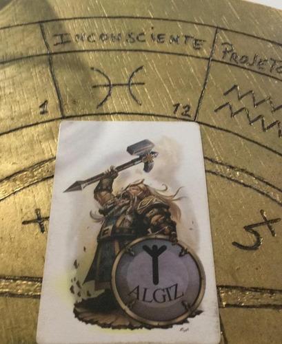 jogo de tarot das runas