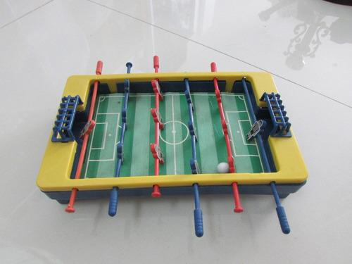 jogo de toto mini plástico duro com caixa dele