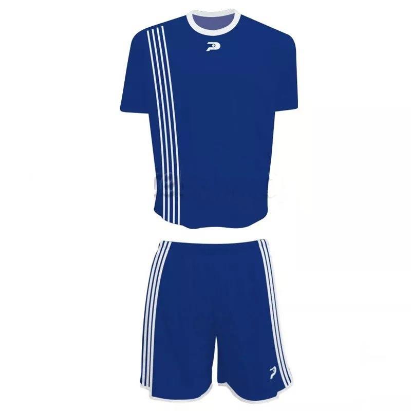 3c8c5d0f9a Jogo De Uniforme Placar - Azul E Branco - 19 Conjuntos - R  799