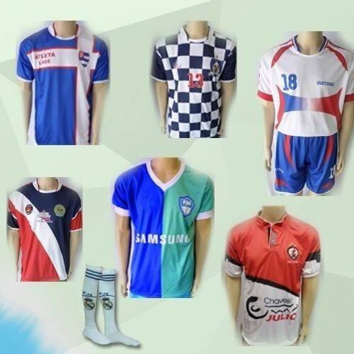 1c2468dcdc Jogo De Uniformes Esportivos ( Futebol De Salão) 12 Jogos - R  950 ...