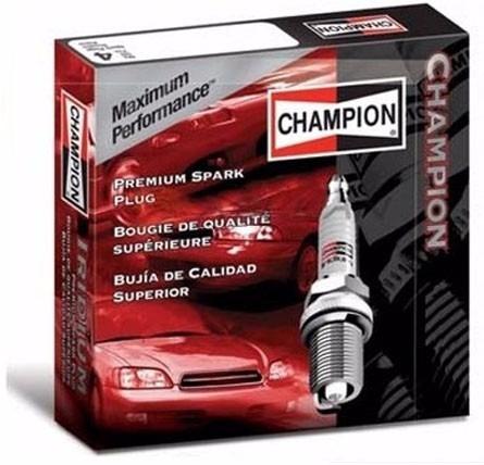 jogo de vela de ignição champion ford ranger 4.0 v6 94 a 97