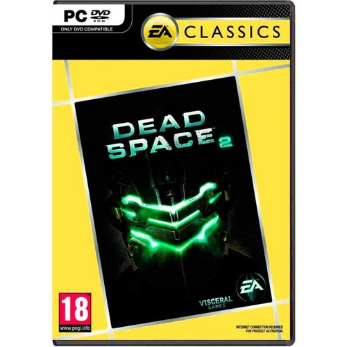 jogo dead space 2 pc fisica lacrado nfe