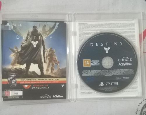 jogo destiny para ps3 dublado