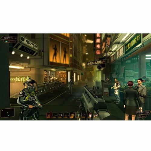 jogo deus ex human revolution ps3 play 3 novo original