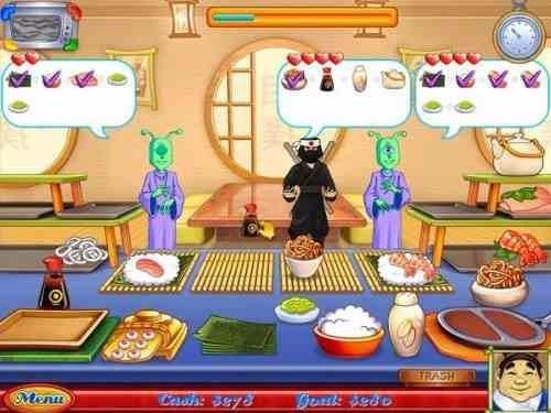 jogo ds cake mania main street original