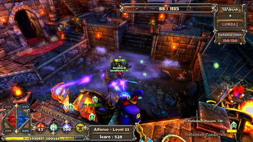 jogo dungeon defenders collection  - steam key