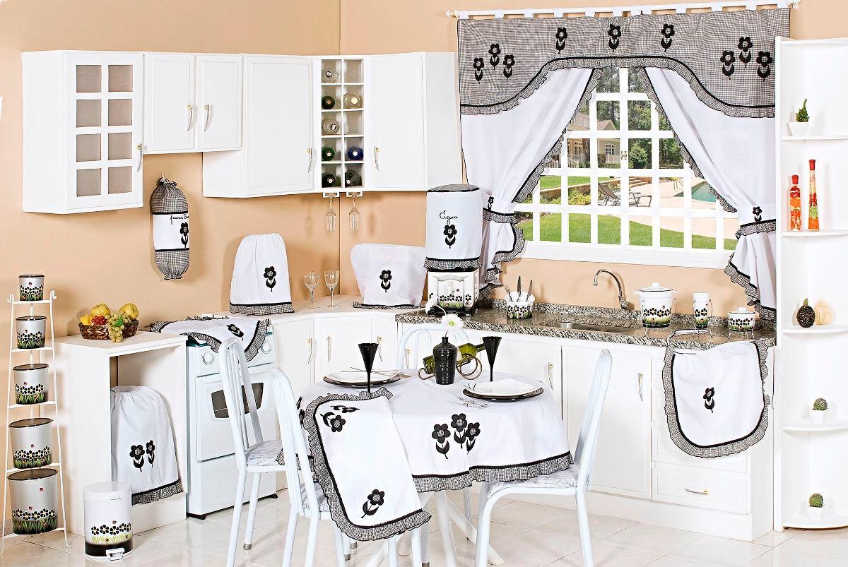 Conjuntos De Cozinha Preto E Branco Oppenau Info