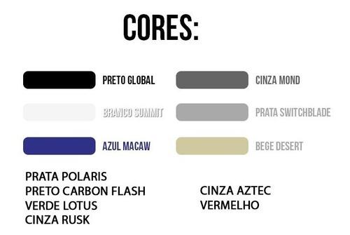 jogo friso lateral cobalt 2012 2013 2014 azul branco prata