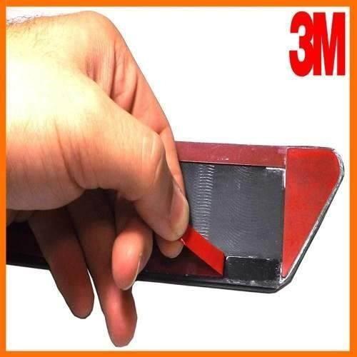 jogo friso lateral hb20x preto phantom 04 peças