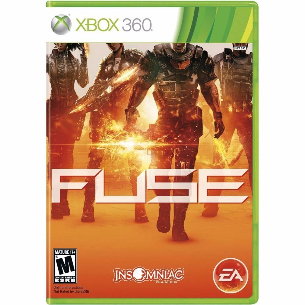 [QNCB_7524]  Jogo Fuse Xbox360/ Mídia Física/ Pronta Entrega! - R$ 98,00 em Mercado Livre | Jogo Fuse Xbox 360 |  | Mercado Livre