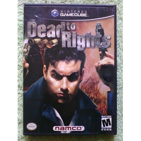 Jogo Game Cube - Dead To Rights *