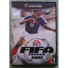 Jogo Game Cube - Fifa Soccer 2002 *