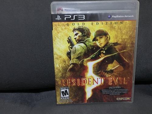 jogo / game ps3 - resident evil 5
