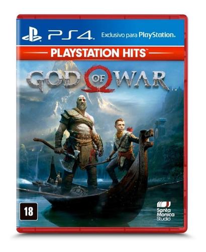 jogo god of war 4 ps4 -lacrado - envio limitado