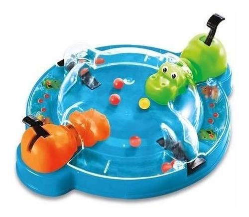 jogo grab e go hipopotamo comilao - b1001 hasbro