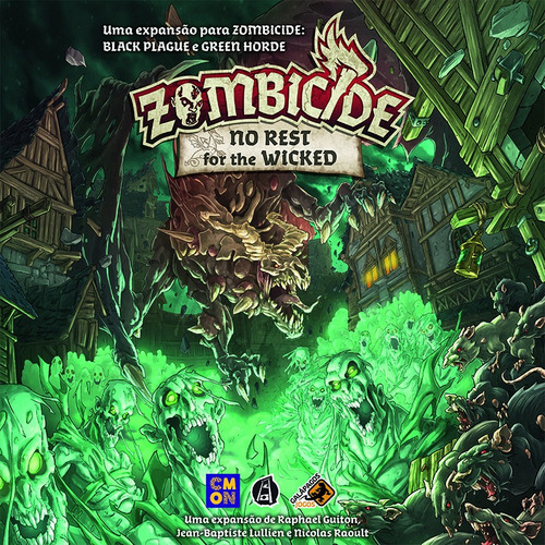 jogo green horde - no rest for the wicked